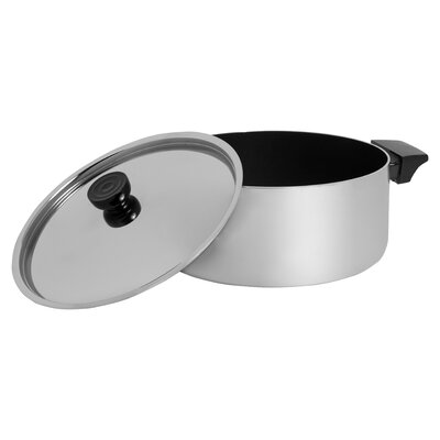Revere Cookware Polished Aluminum 5-Qt. Dutch Oven