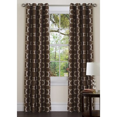 Special Edition by Lush Decor Contempo Grommet Curtain Single Panel