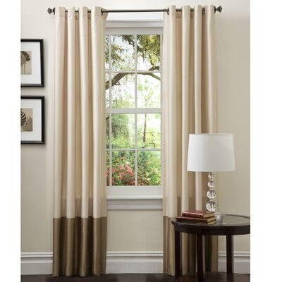 Special Edition by Lush Decor Prima Curtain Panel Pair