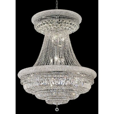 Elegant Lighting Primo 28 Light  Chandelier