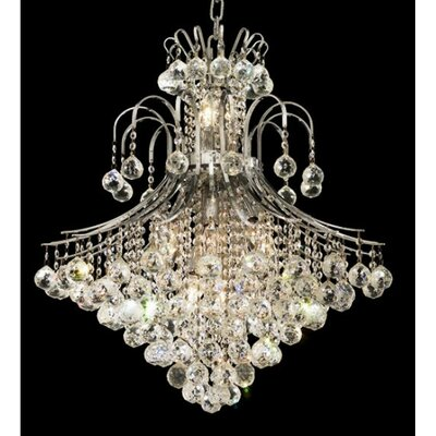 Elegant Lighting Toureg 15 Light Chandelier