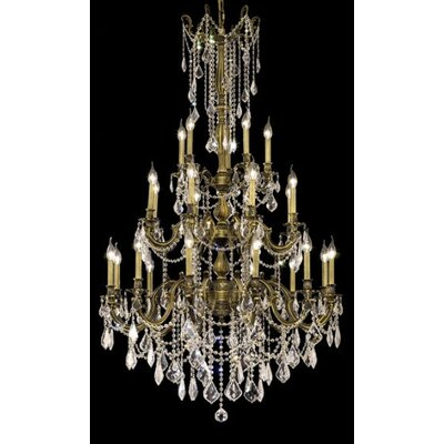Rosalia 25 Light Chandelier