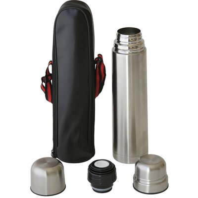 The Premium Connection Worthy 1-Liter Vacuum Flask