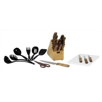 Basics 25 Piece Wood Block Set