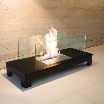 Radius Design Floor Flame Bio Ethanol Fireplace