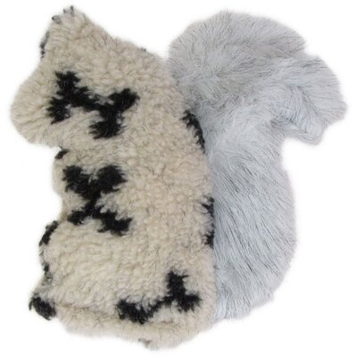 West Paw Design Sequoia Squirrel Dog Toy