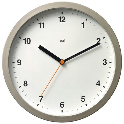 Bai Design Designer Wall Clock in Helio
