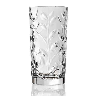 Lorren Home Trends RCR Laurus Crystal Highball (Set of 6)