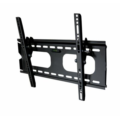 Universal Tilting Wall Mount in Black for 23-37