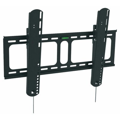 Ultra-Slim Tilting Wall Mount in Black for 32 to 52