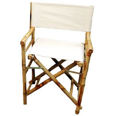 Bamboo54 Low Bamboo Director Chair