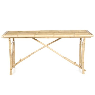 Bamboo54 Long Bamboo Dining Table