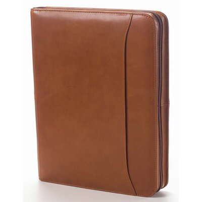 Tuscan Conference Padfolio in Tan
