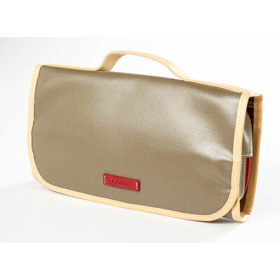 Clava Leather Carina Hanging Toiletry Case