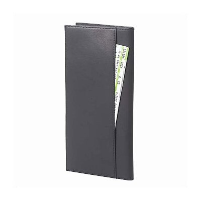 Clava Leather Faux Leather Travel Document and Ticket Holder