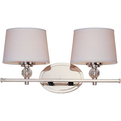 Taniya Nayak Crystal Ball 2 Light Vanity Light