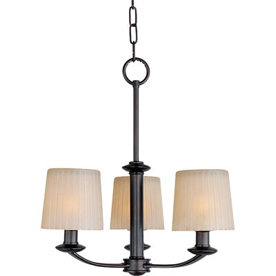Taniya Nayak Back to Basics 3 Light Mini Chandelier