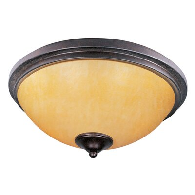 Taniya Nayak Old World 2 Light Flush Mount