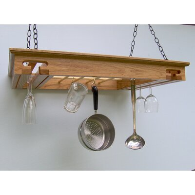 Wine Glass Hanging Pot Rack