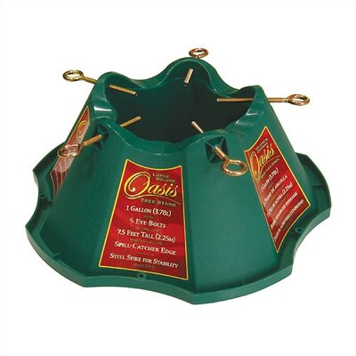 Medium One-Gallon Christmas Tree Stand