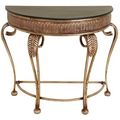 Toscana Metal Console Table
