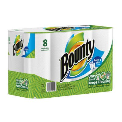 Bounty Bounty Perforated Paper Towels