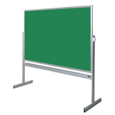 Claridge Products Premiere Aluminum Frame Reversible Chalkboard