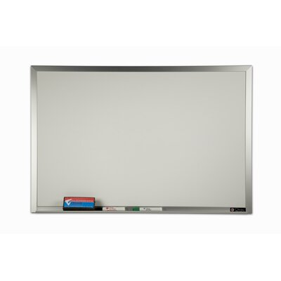 Claridge Products TrimLine Melamine Marker Board 4' x 8'