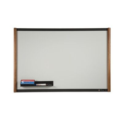 Claridge Products TrimLine Elite Porcelain Marker Board 4' x 8'