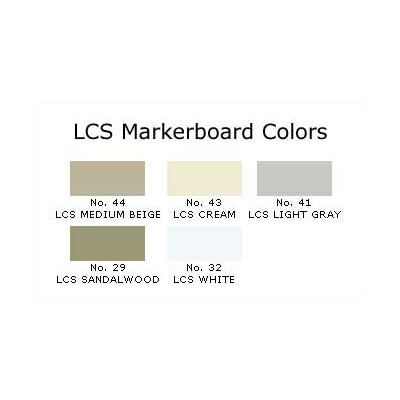 Claridge Products Series 800 Type A Markerboard 3'H x 4'W
