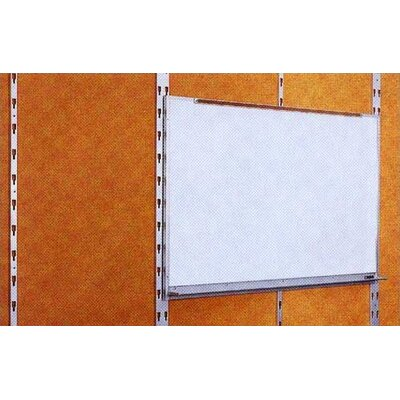 Claridge Products MOD 2  LCS Markerboard 3' x 4'