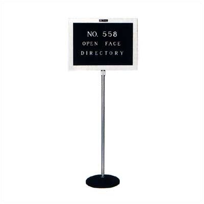 Claridge Products No. 558 Open Face Adjustable Height Directory