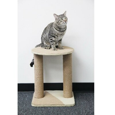 Pet Pal Recycled Paper Rope Cat Perch
