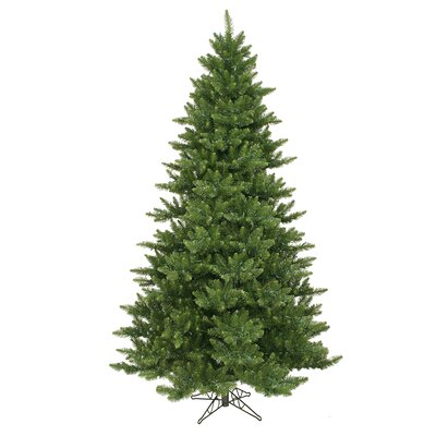 "Vickerman Co. Camdon Fir 7' 6"" Green Artificial Christmas Tree with Stand"