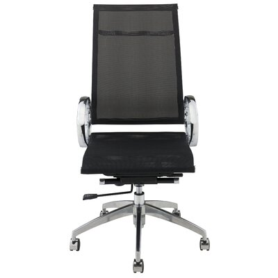 kathy ireland by Bush New York Skyline High Back Mesh Executive Chair