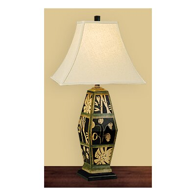 JB Hirsch Home Decor Summer Time Table Lamp