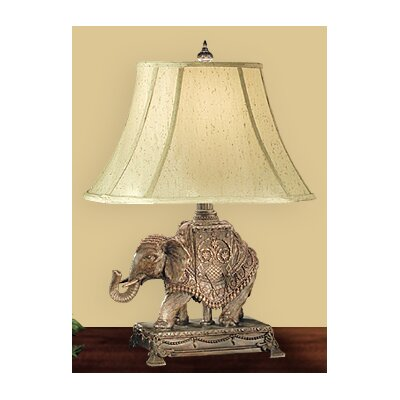 JB Hirsch Home Decor Safari Occasinosl Table Lamp