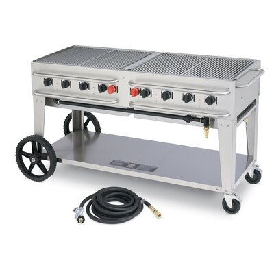 "Crown Verity 48"" Rental Grill"