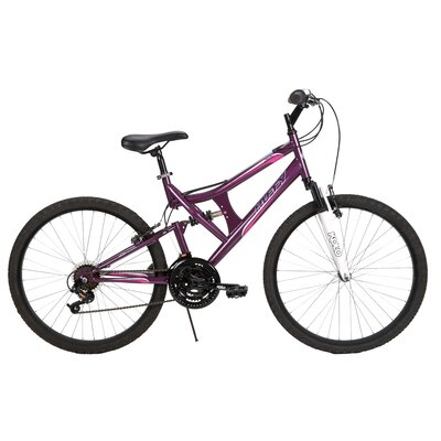 Huffy Women's DS-3 Dual Suspension Mountain Bike