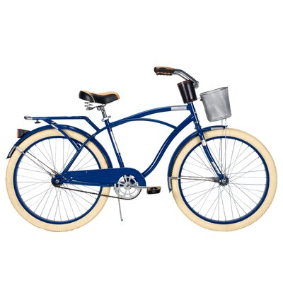 Huffy Men's Deluxe Cruiser Bike