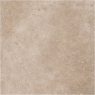"Congoleum DuraCeramic Earthpath 15"" x 15"" Vinyl Tile in Smokey Clay"
