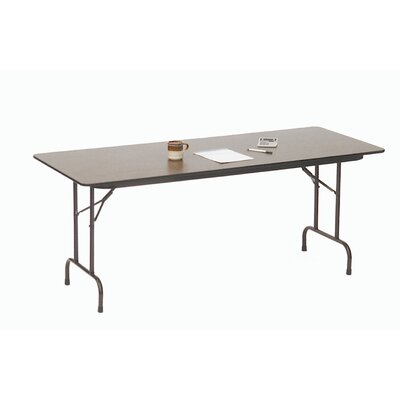 Correll, Inc. Small Melamine Top Folding Table