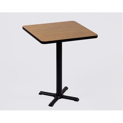 "Correll, Inc. 42"" High Square Bar and Café Table"