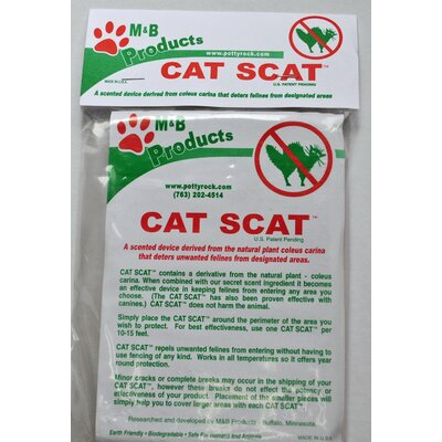 Cat Scat Cat Deterrent