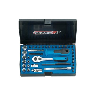 Gedore 40 Piece Socket Set
