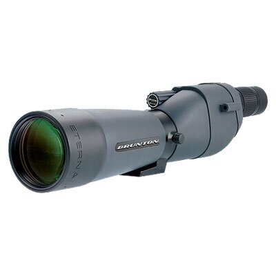 Eterna 80mm ED Spotting Scope with 20-60X Eyepiece, Straight Spotting Scope