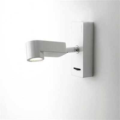 Marset Ledpipe 1 Light C Wall Sconce