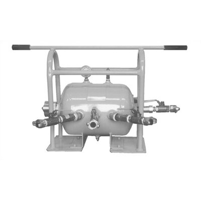Abbott Rubber Company ASME Air Receiver Manifold