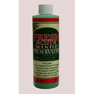 Santa's Solution Fresh Cut Tree Preservative-Set of Three