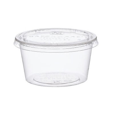 FABRI-KAL® 1.5-2.5 Oz Portion Cup Lids in Clear